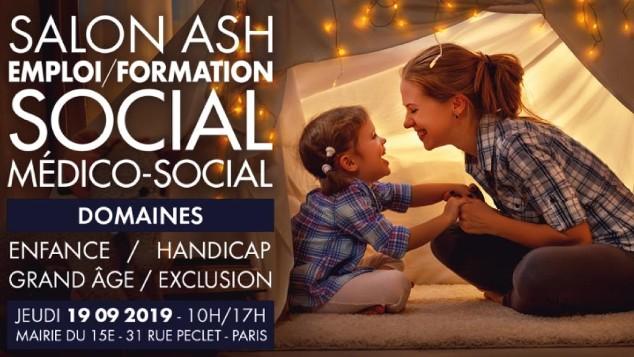Salon des ASH jeudi 19 septembre